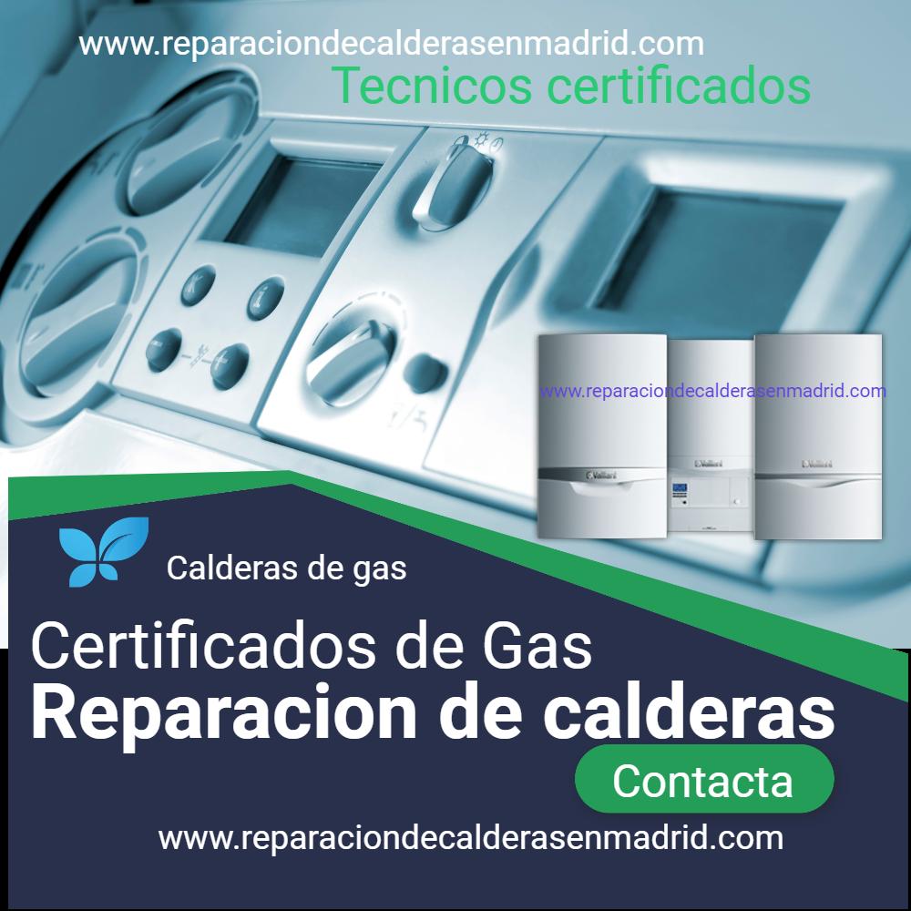 Reparacion de calderas en madrid certificado de gas for Instaladores de calderas de gas